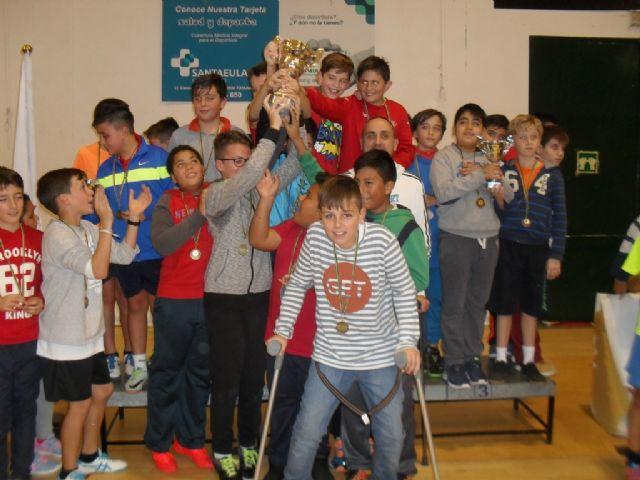 Finaliza la Fase Local de Multideporte Benjamín y Fútbol-Sala Alevín de Deporte Escolar, Foto 3