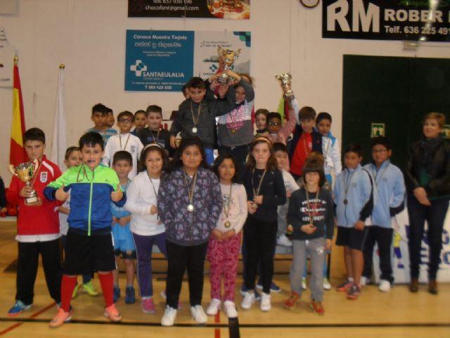 Finals the Local Phase of Multi-sport Benjamín and Fútbol-Sala Alevín of Sports School - 4