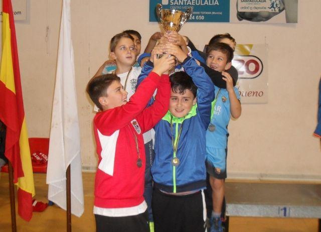 Finals the Local Phase of Multi-sport Benjamín and Fútbol-Sala Alevín of Sports School - 6