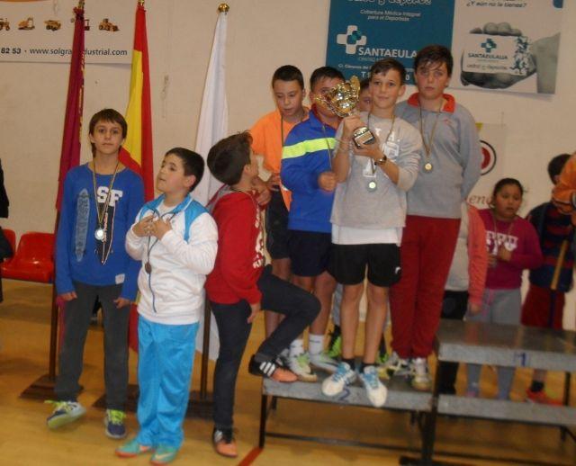 Finals the Local Phase of Multi-sport Benjamín and Fútbol-Sala Alevín of Sports School - 8
