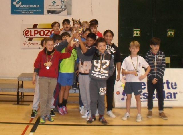 Finaliza la Fase Local de Multideporte Benjamín y Fútbol-Sala Alevín de Deporte Escolar, Foto 9