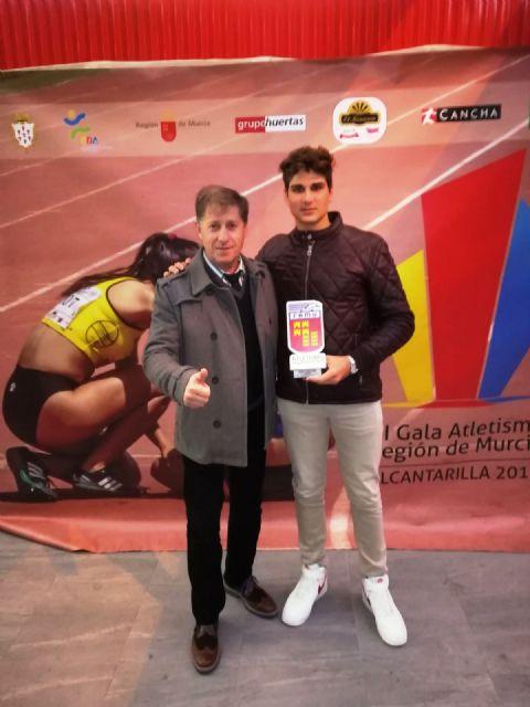 Álvaro Carreño suma nuevos logros deportivos, Foto 1