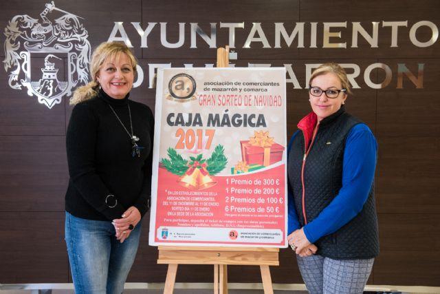 La caja mágica incentivará las compras navideñas en los comercios del municipio, Foto 1