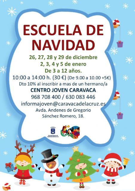 CARAVACA DE LA CRUZ / La Concejalía de Juventud oferta actividades ...