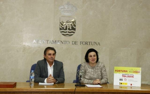 85 familias de Fortuna recibirán hasta 15.000 euros para rehabilitar sus viviendas - 1, Foto 1