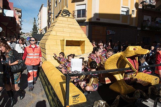 De Rosa gana el desfile de carrozas de las fiestas patronales, Foto 4