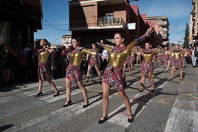 De Rosa gana el desfile de carrozas de las fiestas patronales, Foto 5