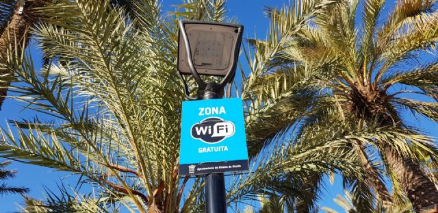 Alhama, entre los 200 municipios que recibirán ayudas europeas para instalar nuevos puntos wifi, Foto 1