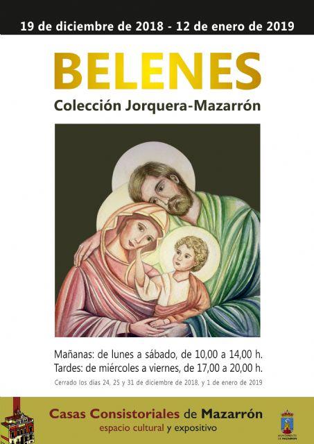 Salvador Jorquera expondrá una colección de belenes del mundo en Casas Consistoriales, Foto 1