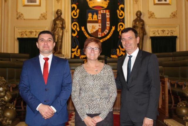 Nueva visita al Ayuntamiento de dos grupos de acción local búlgaros que gestionan Ayudas Leader - 2, Foto 2