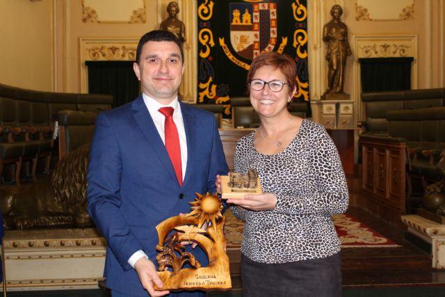 Nueva visita al Ayuntamiento de dos grupos de acción local búlgaros que gestionan Ayudas Leader - 4, Foto 4