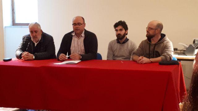 El Ayuntamiento de Pliego firma un convenio de colaboración con la asociación ASBA en favor de la difusión del yacimiento de La Almoloya - 2, Foto 2