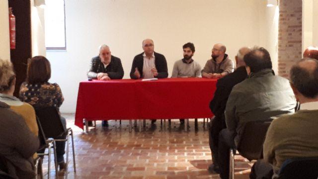 El Ayuntamiento de Pliego firma un convenio de colaboración con la asociación ASBA en favor de la difusión del yacimiento de La Almoloya - 3, Foto 3