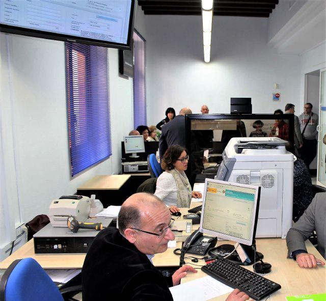 Los empleados del Ayuntamiento de Alcantarilla ven mejoradas sus condiciones laborales - 1, Foto 1