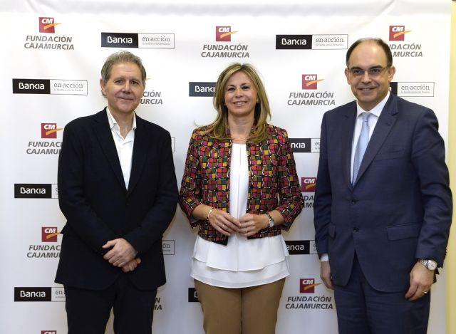 Bankia y Fundación CajaMurcia renuevan su apoyo a la Asociación de la Prensa Deportiva - 1, Foto 1
