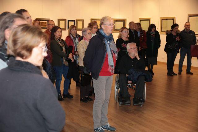 Treinta años del Párraga más vanguardista e innovador brillan en Mazarrón hasta el 19 de enero, Foto 2