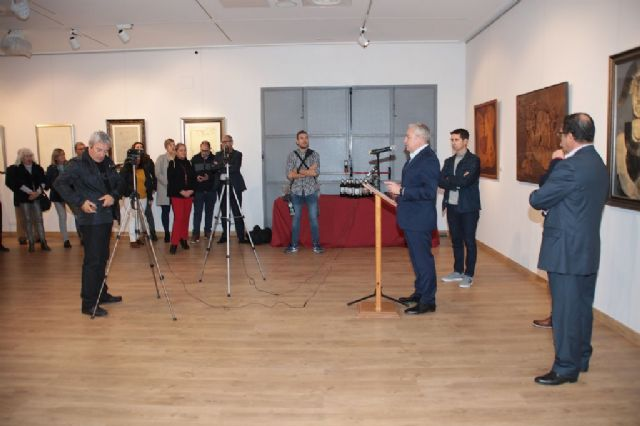 Treinta años del Párraga más vanguardista e innovador brillan en Mazarrón hasta el 19 de enero, Foto 3