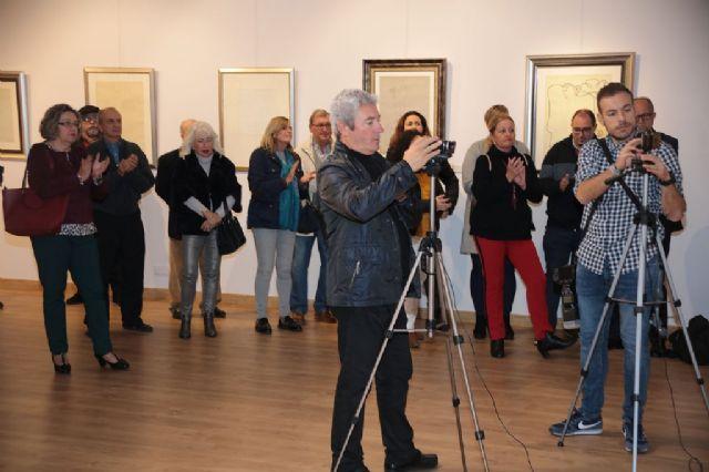Treinta años del Párraga más vanguardista e innovador brillan en Mazarrón hasta el 19 de enero, Foto 4