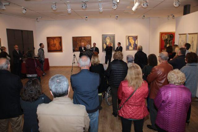 Treinta años del Párraga más vanguardista e innovador brillan en Mazarrón hasta el 19 de enero, Foto 5