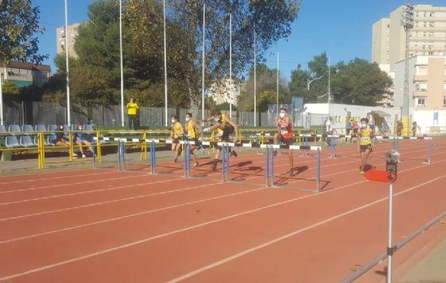 Sábado de atletismo Sub16 en Cartagena - 1, Foto 1