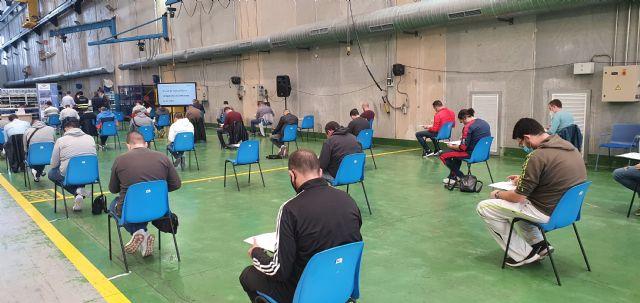 NAVANTIA acoge las pruebas para la incorporación de 31 nuevos trabajadores - 2, Foto 2