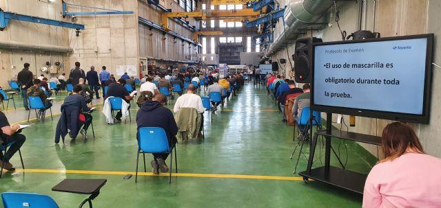 NAVANTIA acoge las pruebas para la incorporación de 31 nuevos trabajadores - 3, Foto 3