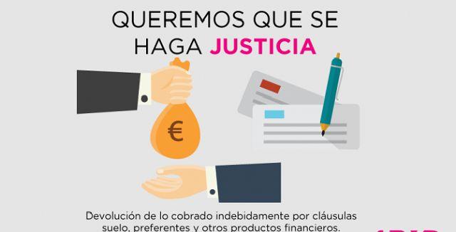 Upyd exige que se haga justicia con los afectados de las for Que pasa con las clausulas suelo