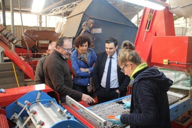 La Comunidad concede a Puerto Lumbreras más de 350.000 euros para dinamizar el empleo en el municipio - 2, Foto 2