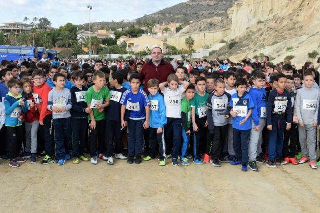 635 niños y jóvenes participan en la jornada de cross de deporte escolar, Foto 2
