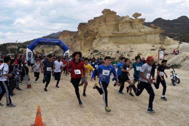 635 niños y jóvenes participan en la jornada de cross de deporte escolar, Foto 3