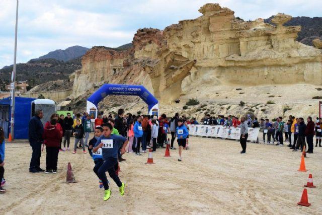 635 niños y jóvenes participan en la jornada de cross de deporte escolar, Foto 4