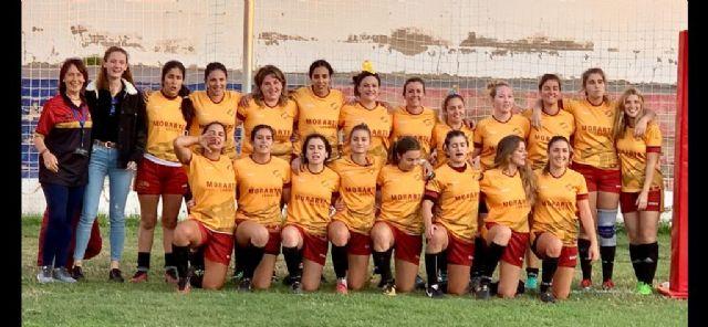 El rugby femenino murciano compite a nivel nacional - 1, Foto 1