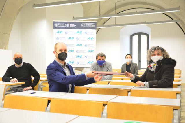 AED contará con aula propia en 'Teleco' para formar alumnos en programación para la industria del motor - 1, Foto 1
