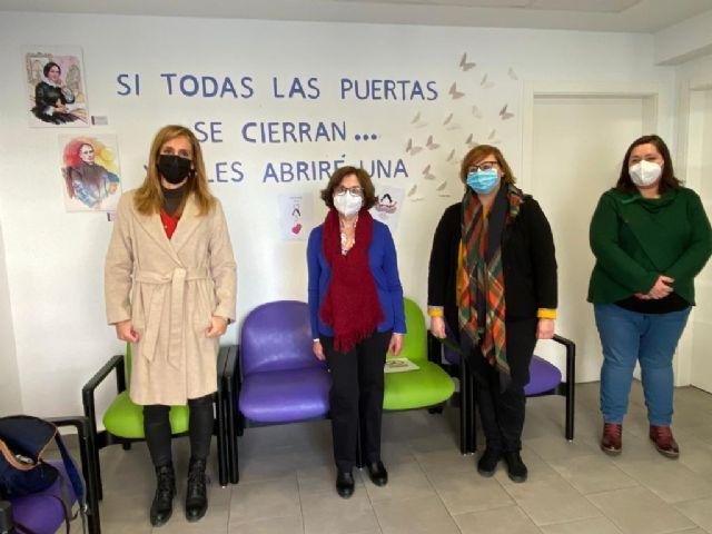 El programa de atención social que desarrolla Oblatas en Murcia ha brindado apoyo a 221 mujeres víctimas de explotación sexual en el último año - 1, Foto 1