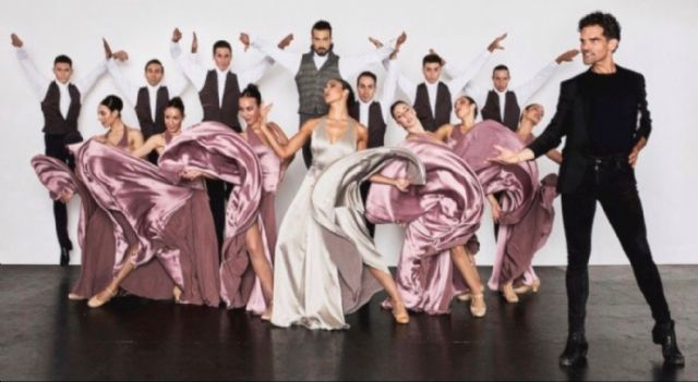 Cultura traerá al Auditorio regional a la Compañía de Antonio Najarro con el espectáculo ´Alento´ el 6 de marzo - 1, Foto 1