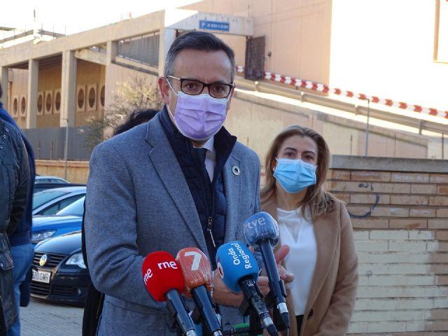 Diego Conesa exige a López Miras que cumpla las leyes y aproveche al máximo los recursos públicos para hacer frente a la pandemia, Foto 2