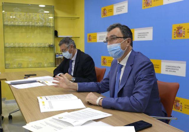 Ballesta solicita a la CHS bajar el precio del agua a las familias murcianas para hacer frente a la crisis social del Covid - 1, Foto 1