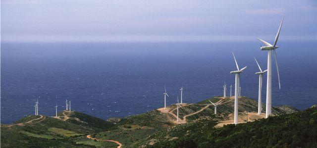 Iberdrola continúa creciendo en Grecia con la construcción del parque eólico Mikronoros - 1, Foto 1
