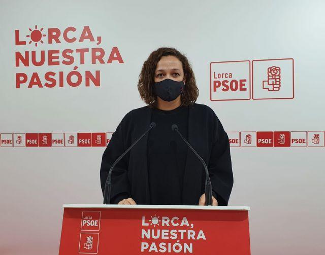 """Isabel Casalduero: """"estamos trabajando para poner en valor la Pasarela Alcalde Miguel Navarro y el cauce urbano del Río Guadalentín - 1, Foto 1"""