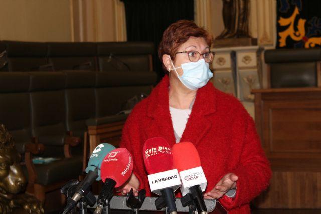 Comparecencia alcaldesa 13 enero 2021 - Covid en Jumilla - 1, Foto 1