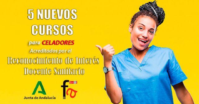 Formación Alcalá amplía su catálogo con cinco cursos acreditados por el Reconocimiento de Interés Docente Sanitario - 1, Foto 1