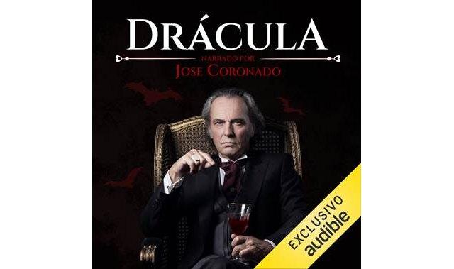 Jose Coronado es Drácula en el audiolibro del clásico de Bram Stoker exclusivo de Audible - 1, Foto 1