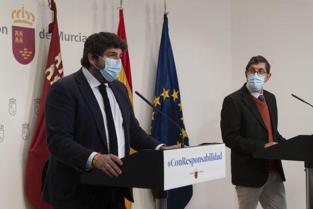 La Región de Murcia limitará las reuniones sociales entre personas no convivientes para hacer frente al aumento de casos de covid-19, Foto 2