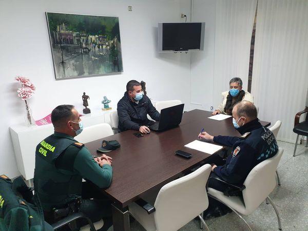 La Mesa de Coordinación Local de Calasparra ha determinado decretar el cierre temporal de toda la actividad municipal no esencial - 1, Foto 1