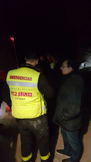 Emergency services found dead a man disappeared in Totana, Foto 2