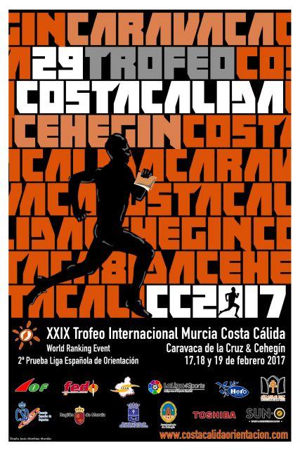Caravaca y Cehegín, sedes del XXIX Trofeo Internacional de Orientación 'Murcia Costa Cálida' - 1, Foto 1
