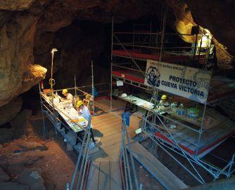 Cultura lleva al museo de la factoría romana la exposición del yacimiento de cueva victoria, Foto 2