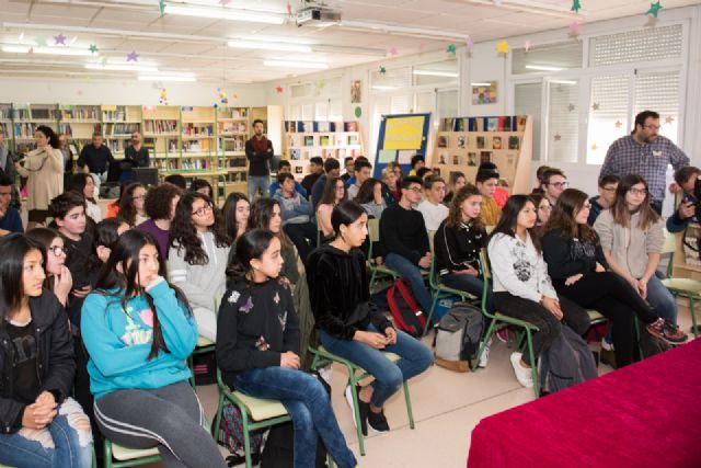 El IES Felipe II dedica su semana cultural a la astronomía - 2, Foto 2