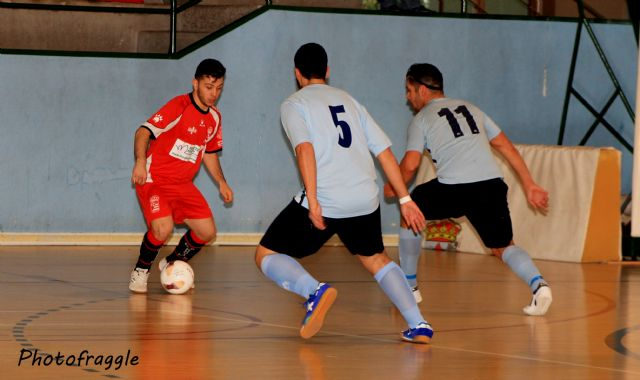 Local strike to start off with good footing in Cup, Foto 3