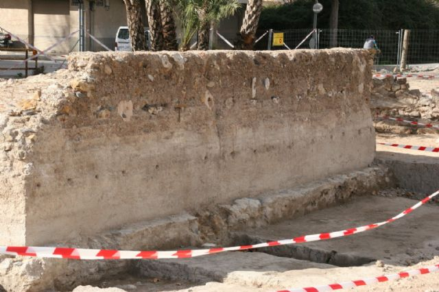 Huermur exige agilidad real en la restauración de la torre islámica de Zarandona - 1, Foto 1